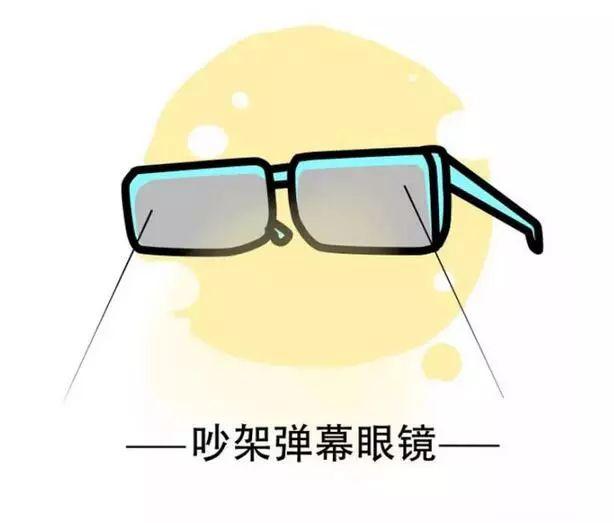 SEM-吵架弹幕眼镜