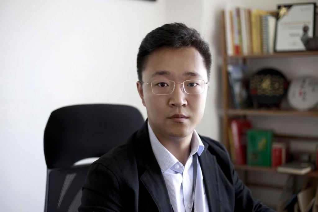赵阳老师图片