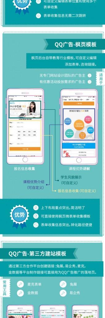 QQ广告-枫页模板