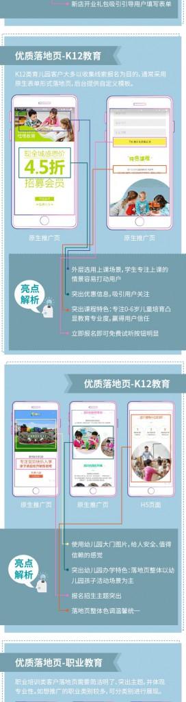 优质落地页-K12教育