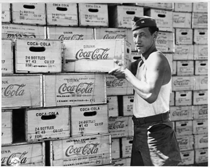 可口可乐的疯狂扩张之路